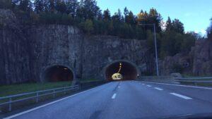 På vej til Norge og parre